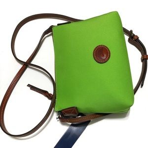 Dooney & Bourke crossbody pouchette bag